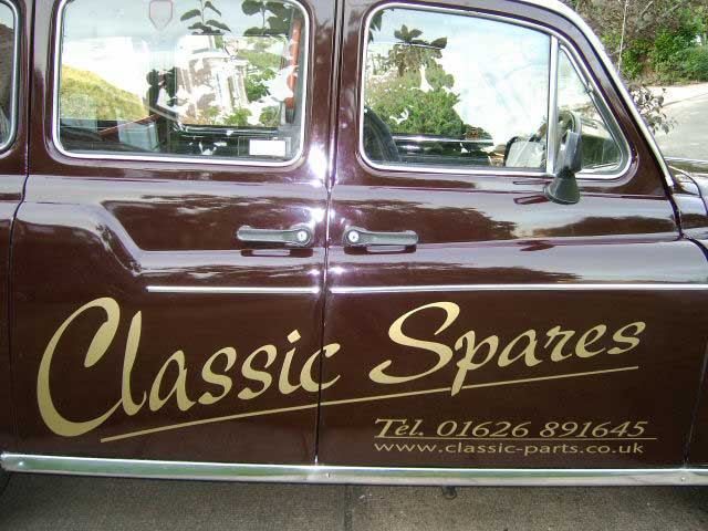 Welcome to Classic Spares - Spare Parts for all Classic Cars